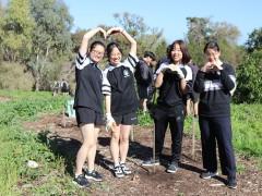 Adelaide High School Tree Planting – Sept 2019